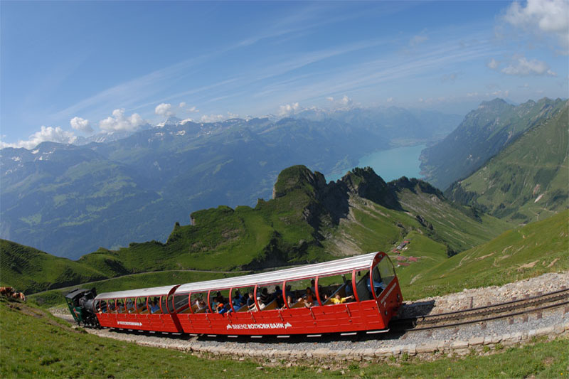Brienzer Rothorn train
