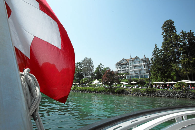 Cruise along Lake Lucerne