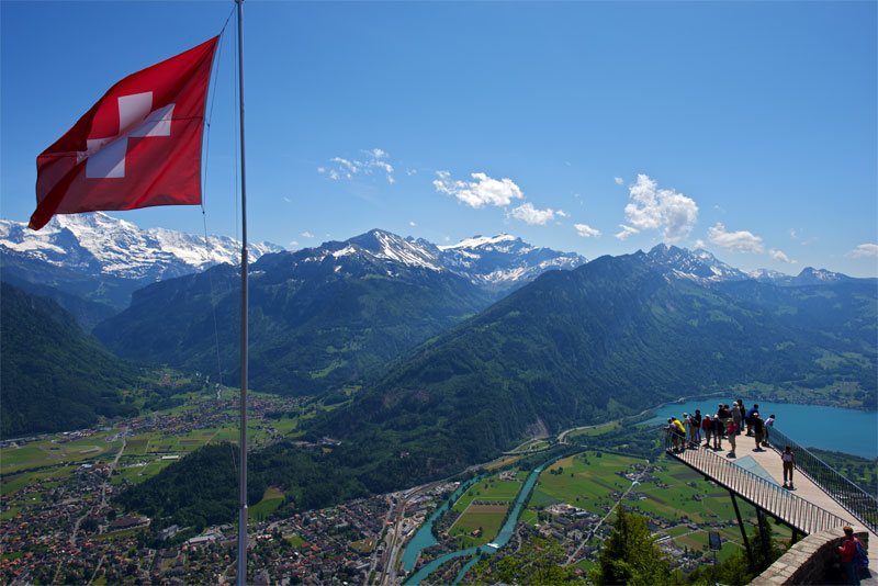 Interlaken Lakes Amp Mountains Holidays Swiss Holiday Company