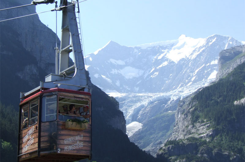 Pfingstegg cable car