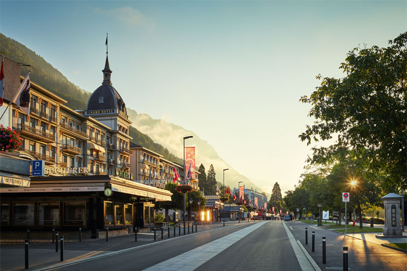 Hohestrasse, Interlaken