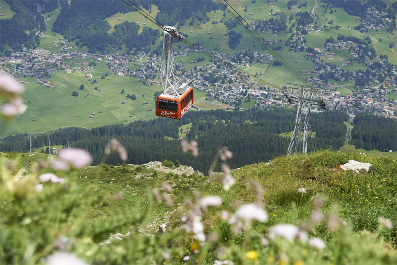 Gotschna cable car