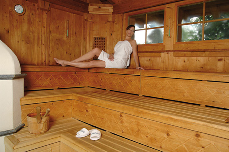 The hotel's La Mira wellness centre has a range of facilities