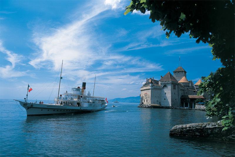 Swiss Holiday - Cruises on Lake Geneva
