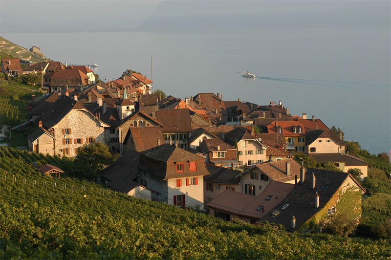 Epesses village, Lavaux region