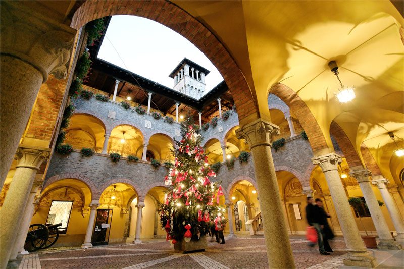 Christmas in Bellinzona