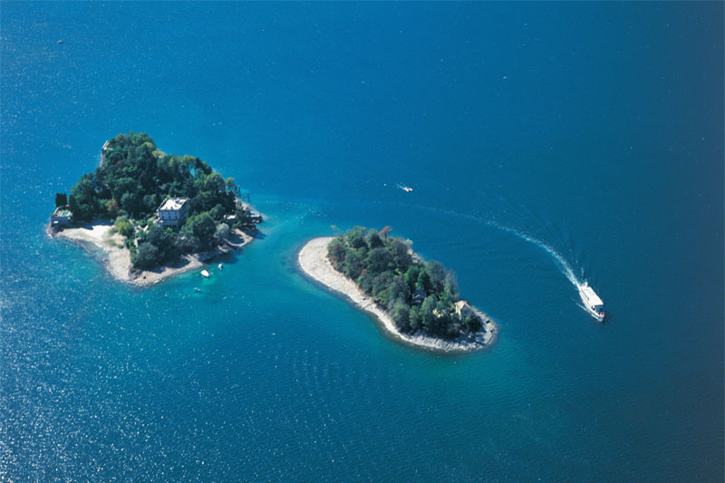 Cruise to the Brissago Islands