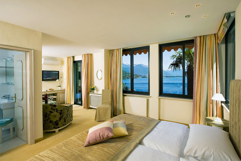 Upgrade to a Junior Suite for your holiday