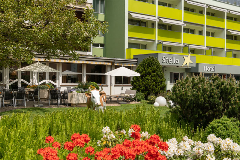 Hotel Stella, Interlaken