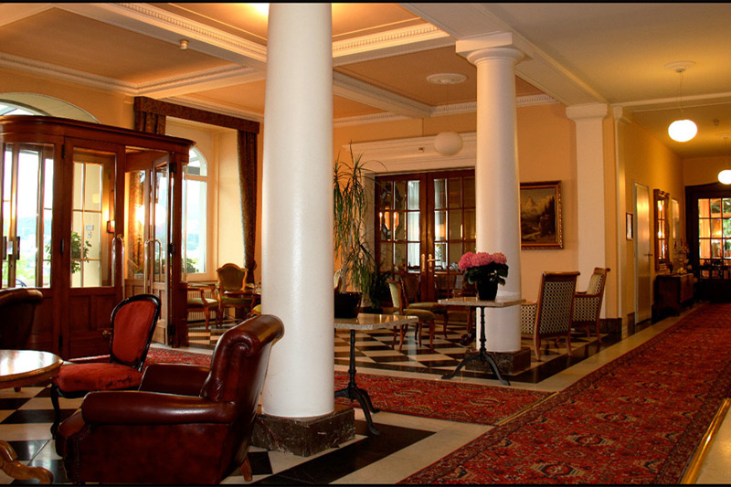 Hotel Royal, lounge