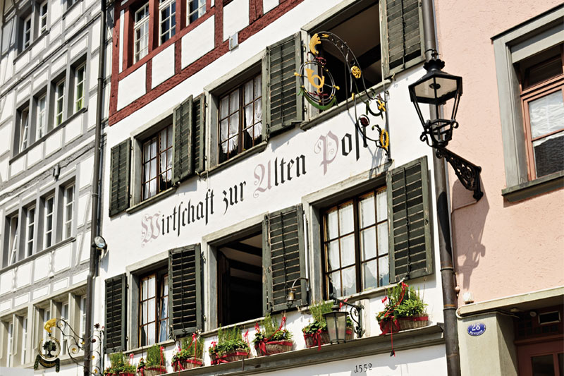 St-Gallen-old-town