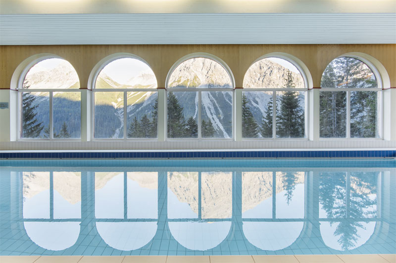 Sunstar Hotel Arosa, pool