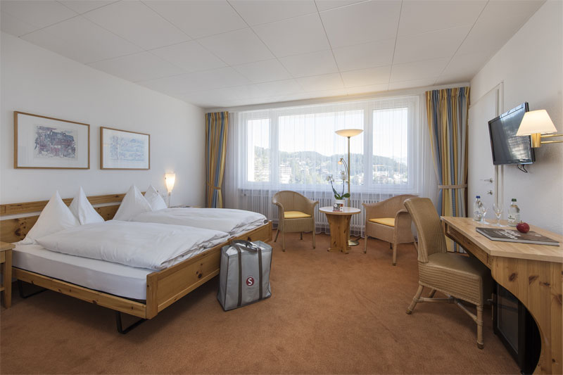 Sunstar Hotel Arosa, standard room