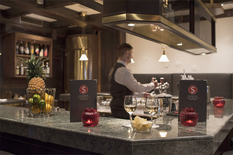Sunstar Hotel Arosa, bar