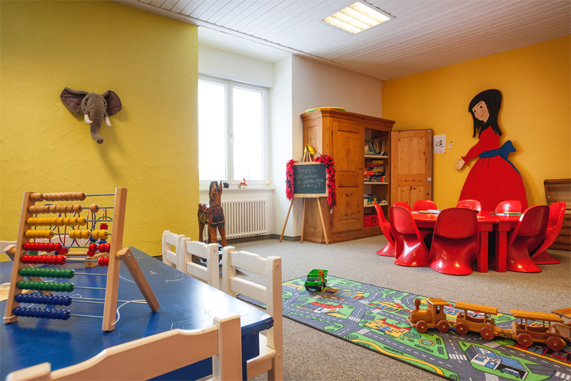 Sunstar Hotel Arosa, playroom