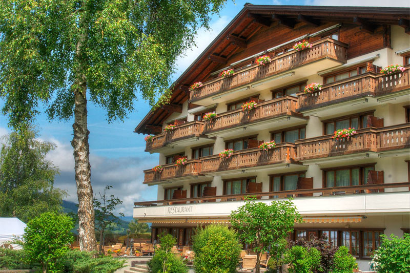 Sunstar hotel, Klosters