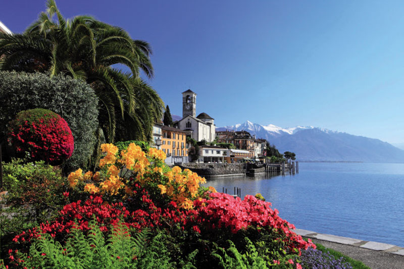 Brissago Islands, Lake Maggiore