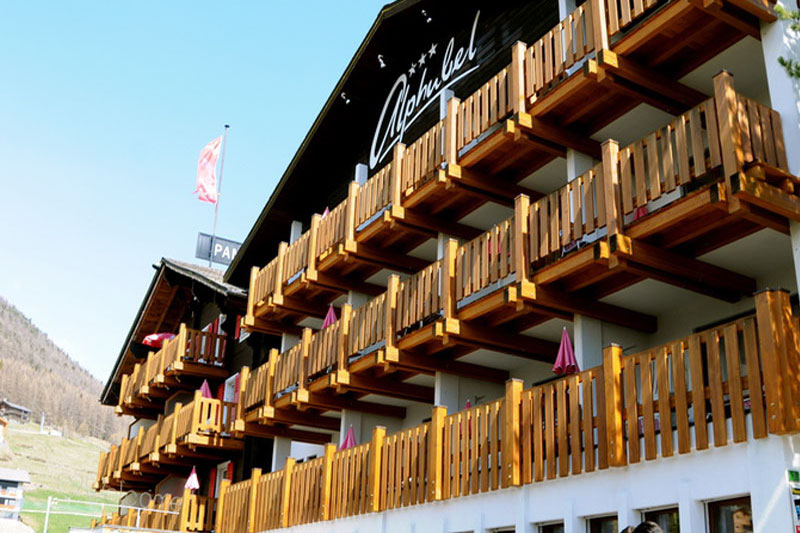 Hotel Alphubel, Saas-Fee