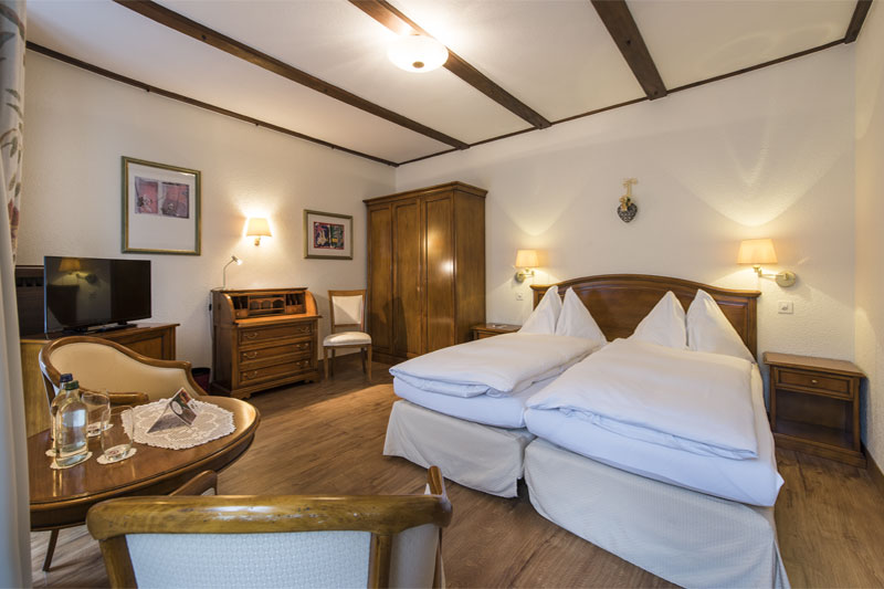 Sunstar Hotel Saas-Fee, classic room