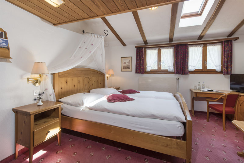 Sunstar hotel Saas-Fee, standard room