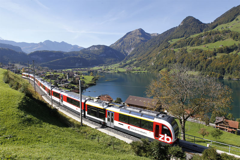 Luzern-Interlaken Express