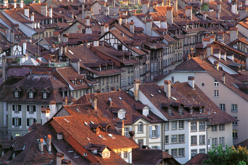 UNESCO recognised Old Town of Bern
