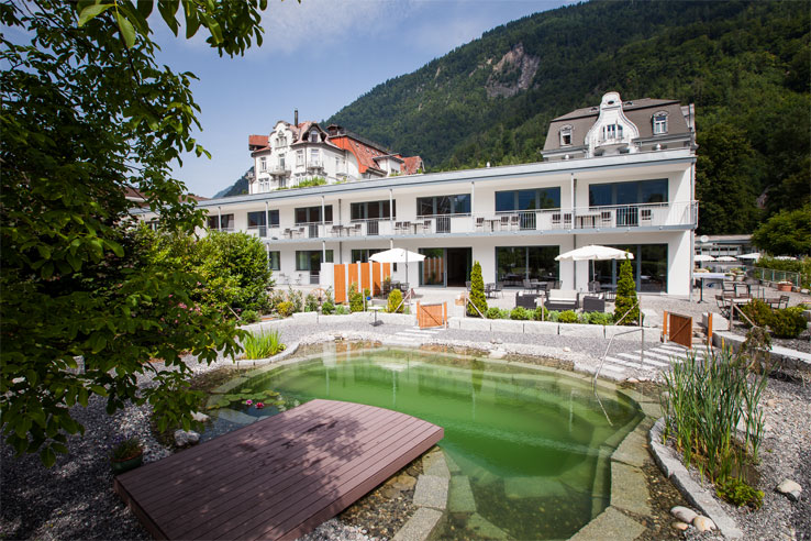 Hotel Carlton Europe, Interlaken