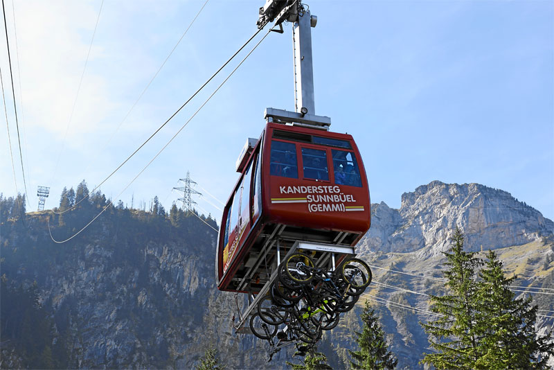 Sunnbuel cable car