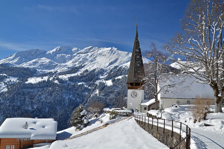Switzerland Ski Holidays 2019/2020   Book With The Swiss