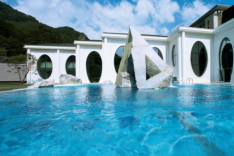 Bad Ragaz spa