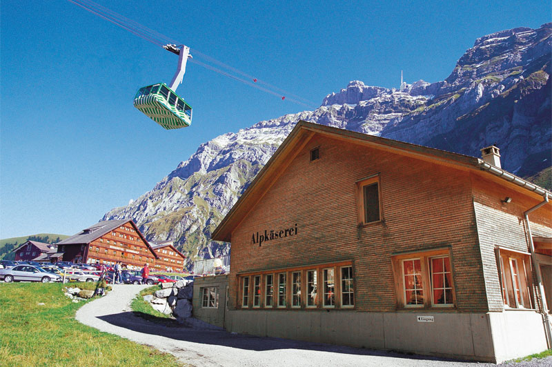 Appenzellerland cable car