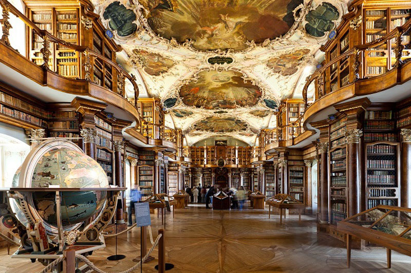 St. Gallen Abbey Library