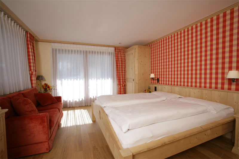 Example of a Gotschna-Samina room at the hotel