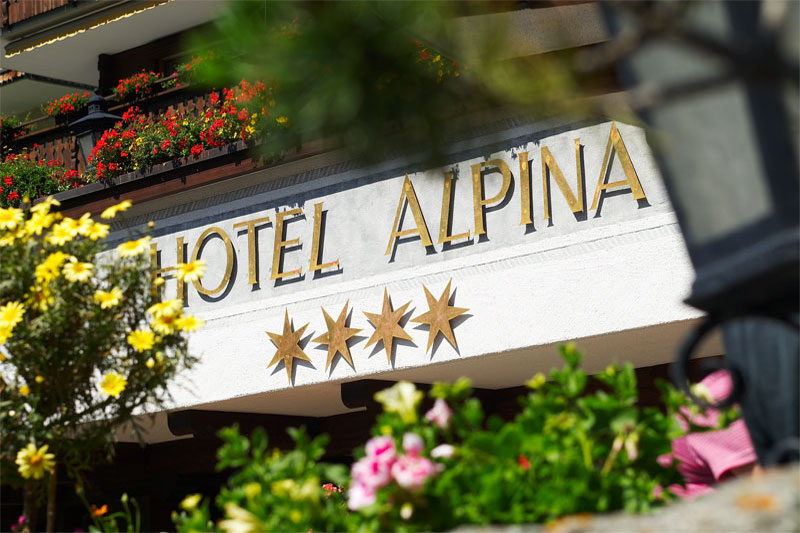 Welcome to the Alpina