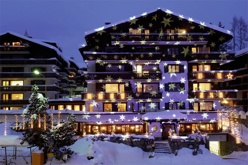 Year round holidays at the Alpina