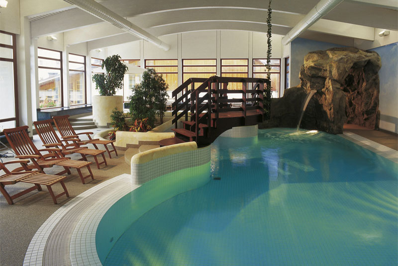 Enjoy a dip during your stay