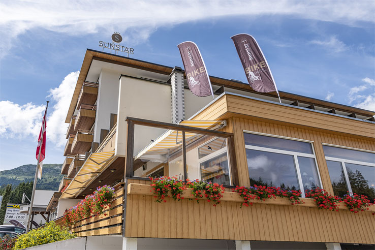 Sunstar Hotel in Lenzerheide
