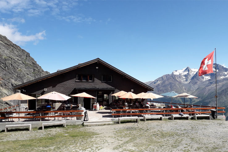Spielboden mountain restaurant