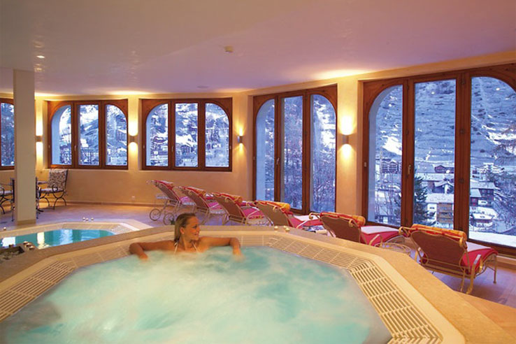 Spa at the Chalet Schoenegg