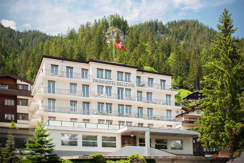 A perfect mountain stay at the Parkhotel Bellevue & Spa
