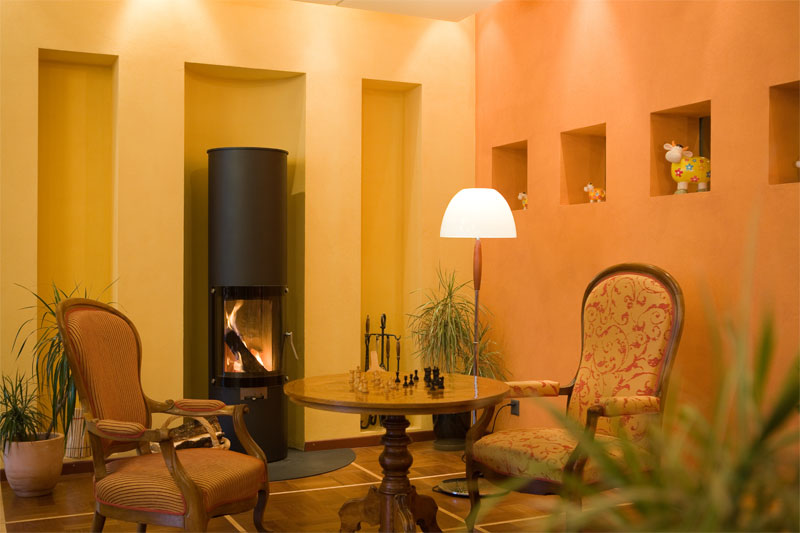 The Parkhotel Schönegg is a relaxing place for your mountain stay