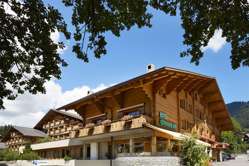 Welcome to the Gstaaderhof