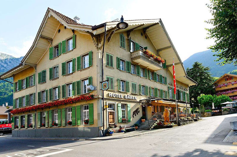 Hotel Bären in Wilderswil