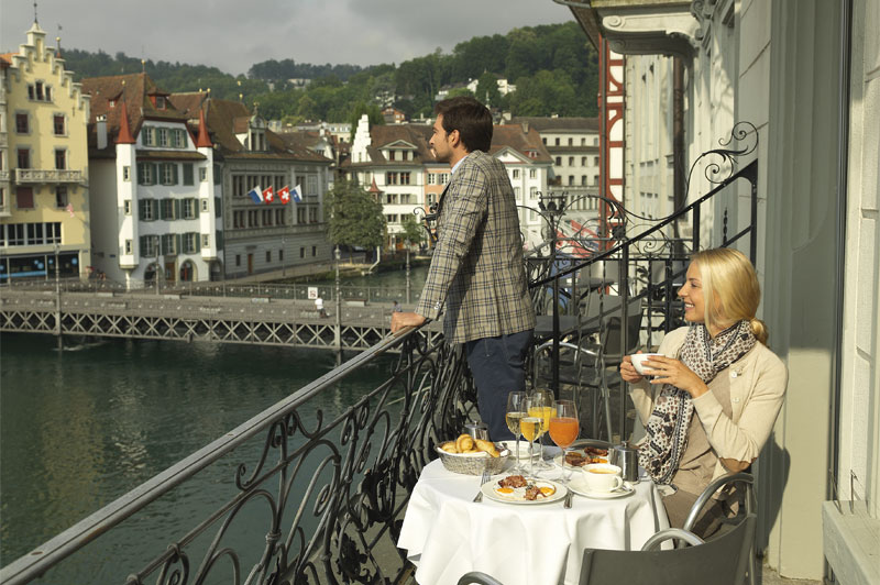 A memorable Lucerne holiday